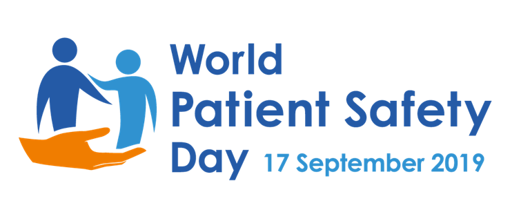 Logotyp World Patient Safety Day